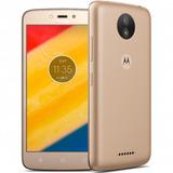 Celular Moto C Plus Libre 16gb 8mpx Selfie Flash * Oficial