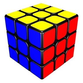 Cubo Rubik 3x3x3 Tamaño Estandar Oferta Juguetes Fabans Niño