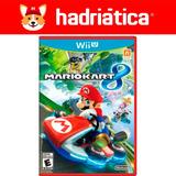 Mario Kart 8 Para Nintendo Wii U Nuevo Sellado Fisico