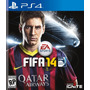 Jogo Novo Lacrado Futebol Ea Sports Fifa 14 Playstation Ps4