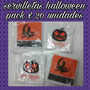 Servilletas Halloween Deco Fiesta Cumple.local Candy