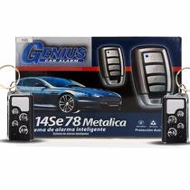 Alarme Inteligente Automotivo Universal Carro G14se78
