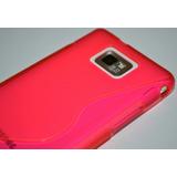 Capa Samsung Galaxy S2 I9100 E Película Promoção