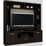 Modular - Rack - Aparador Tv/audio Diseño Moderno