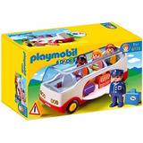Playmobil 1 2 3 Autobus De Turismo