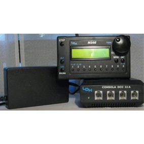 Consola Digital M28e Ldh H0 Milouhobbies