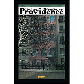 Providence (português) Capa Dura Por Alan Moore