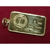 Moneda De Oro Medalla Oro Placa De Oro 24k Caracas Joraco