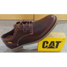 Zapatos Caterpillar - Cat Collins (de Vestir, De Trabajo)