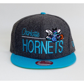 Bone Charlotte Hornets Snapback Regulagem - Bonés Masculinos no ... 8e4a5d9b0f6