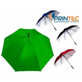 Paraguas Automático Con Protección Uv Barato