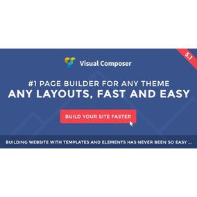 Visual Composer V5.1.0 Pt-br 100%
