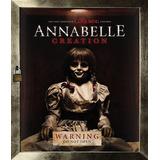 Annabelle 2 La Creacion Bluray Nuevo En Stock