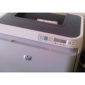 Impresora Hp Laserjet 2600n Color / Usada