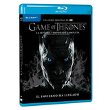 Game Of Thrones Septima Temporada 7 Serie Bluray