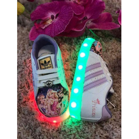 Tenis Led Recargables Princesas!!!