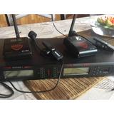 Micrófonos Inalámbricos Dobles Nady 2w-1ku