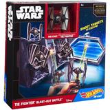 Hot Wheels Star Wars Batalhas No Espaco - Tie Fighter Blast