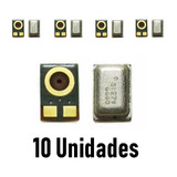 10 Pcs Microfone Audio J7 Prime J5 Prime J1 Mini J5 Metal J2