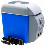 Mini Geladeira Cooler Veicular 2 Em 1 7,5l Esfria Aquece
