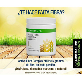 ¿estomago Saludable? Fibra Herbalife