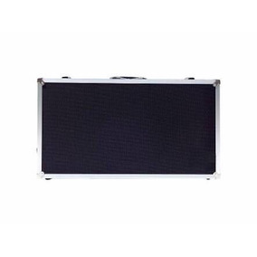 Case Pedais Pedal Pedaleira Boss Zoom Line 6 50x30x10 Cm