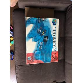 Nintendo 64 Na Caixa Leia O Anuncio