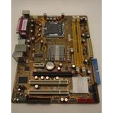 Placa Mãe P5gc-mx Asus Intel Lga 775 Ddr2