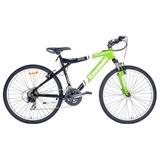 Bicicleta Kawasaki Kht 101a Aluminio Rodado 26 Hombre