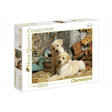 Puzzle Clementoni X 1500 Hunting Gogs Lalo 31976