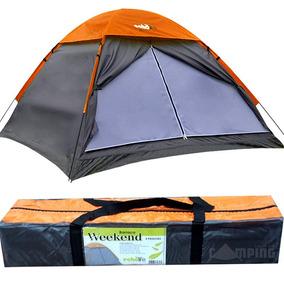 Barraca De Camping 4 Pessoas Acampamento Weekend Echolife
