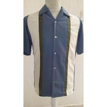 Camisa Hombre Casual Elegante Moda Cubavera Charlie Lino