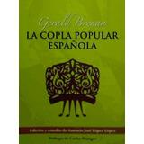 La Copla Popular Española(libro Otras Literaturas)