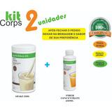 Kitcorps Herbalife Shake 550 G + Fiber Concentrate 450ml