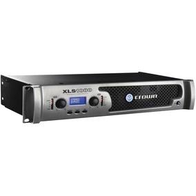 Amplificador Crown Xls 100 Prácticamente Nuevo, Poco Uso!!