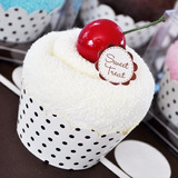 Tortas Cupcakes De Toallas Cumpleaños Bautizo Matrimonio