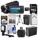 Sony Handycam Hdr-cx P Cámara De Vídeo Hd Videocámara Con T
