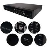 Network Digital Video Recorder H264 Dvr 16 Canais