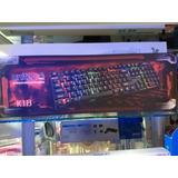 Teclado Iluminado Gamer Kb-06 Para Pc