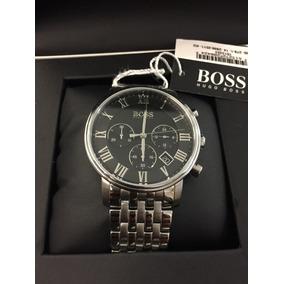 Reloj Hugo Boss Elevation Chronograph Original Mod. 1513323