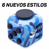 Fidget Cube Anti Estres 6 Estilos Nuevos Ganga