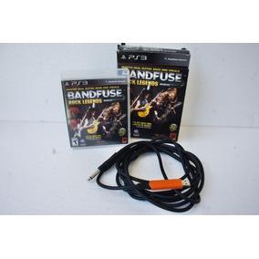 Bandfuse Cd Ps3 Nuevo Sellado ! Guitar Hero