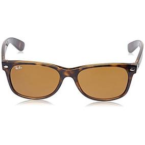 Gafas De Sol Wayfarer Nuevas De Ray Ban Jr., 55 Mm, Montu...