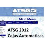 Transmisiones Automaticas Atsg 2012 Transmisiones