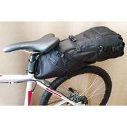 Alforja Bikepacking Ns101 Bajo Asiento - Regulable