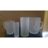 Líquido Satinador Para Vasos, Botellas, Vidrio Etc
