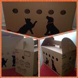 Caja Transportadora Para Gatos Y Perros - La Original !