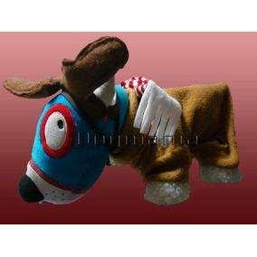 Disfraz Reno Talla 4 Especial Con Cuernos Para Perro Navidad