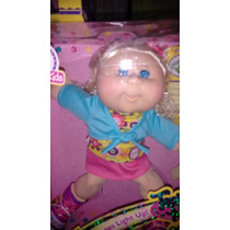 Cabbage Patch Tenis Skechers Luces Twinkle Toes Envio Gratis