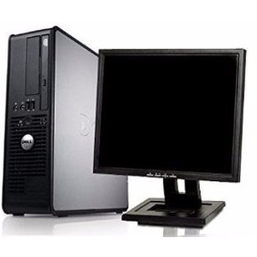 Promocion #2 Core 2 Duo 2.0ghz,2gb,160gb + Monitor Lcd 17
